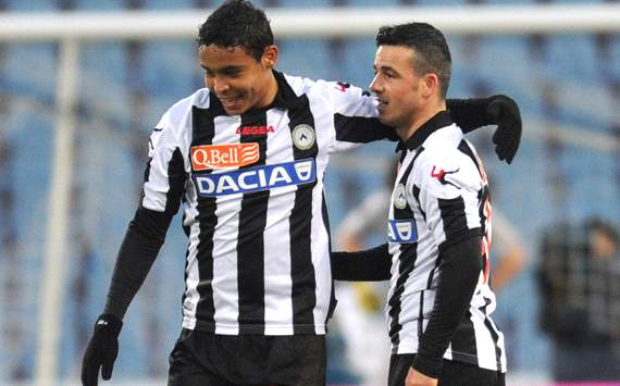 Muriel &amp; Di Natale - Udinese