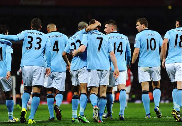 Manchester City, Tottenham and Sunderland all sign up to 2013 Barclays Asia Trophy