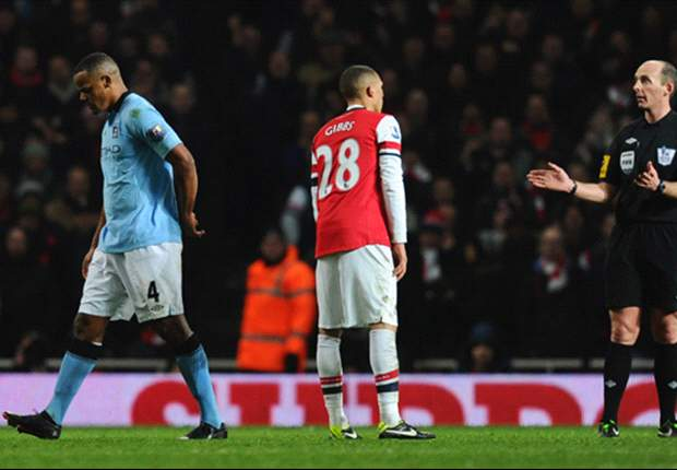 Kompany must 'pay more attention' to his tackling, Mancini warns