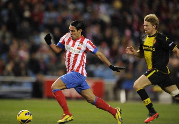 Chelsea & Manchester City target Falcao wants to become Premier League's top earner