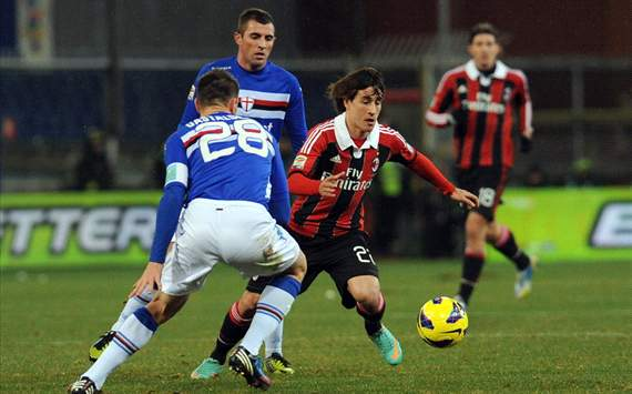 Bojan: AC Milan should have beaten Sampdoria