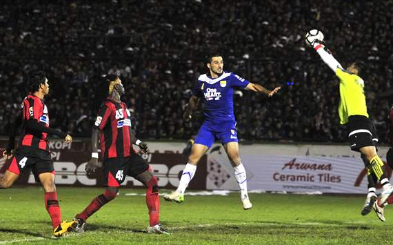 Persib vs Persipura, Indonesia Super League