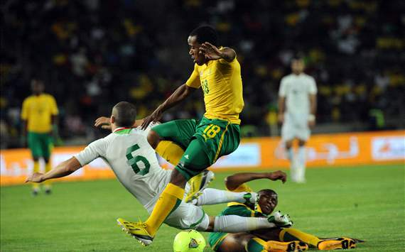 Bafana's Brazilian dream is over