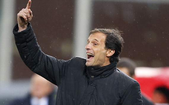 Allegri content with AC Milan squad