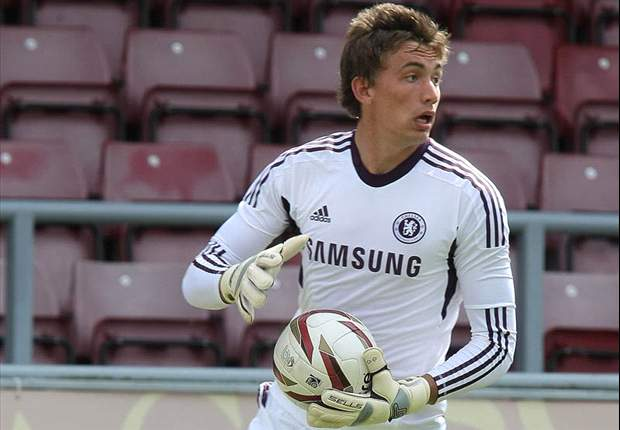 Chelsea goalkeeper Sam Walker joins Colchester on loan