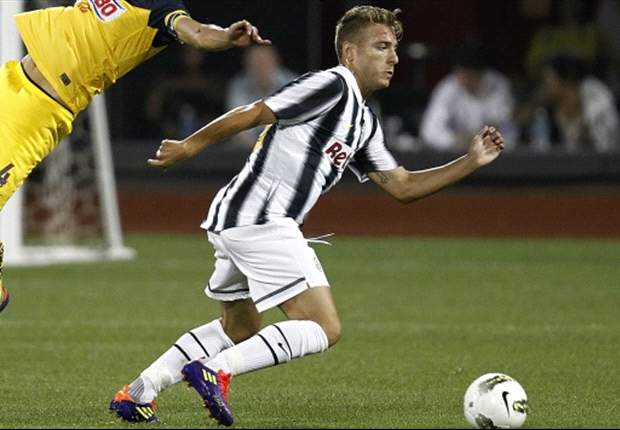 Juventus turn attention to Immobile
