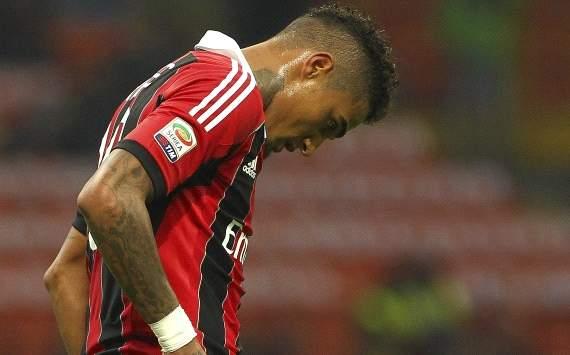 Kevin Prince Boateng - Ac Milan