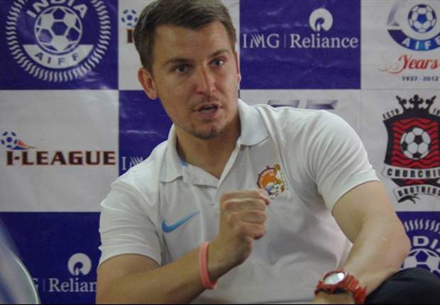 United Sikkim coach Nathan Hall: I hope to guarantee six points against Shillong Lajong and ONGC