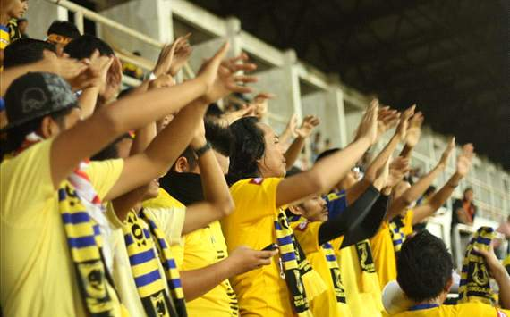 Ultras Pahang, Malaysian Super League