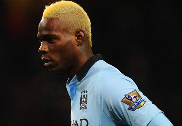 Balotelli preparing for Manchester City exit