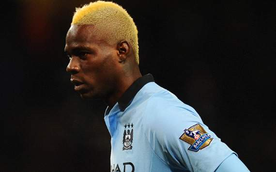 Mancini: Balotelli will stay at Manchester City