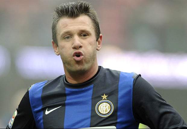 Cassano: Inter are not dead and buried