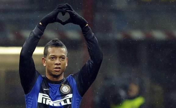 Guarin in Inter-Bologna (Getty Images)