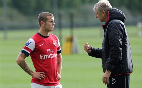 Wilshere will be a future Arsenal captain, says Wenger