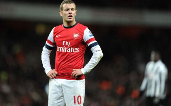 Wilshere captain Arsenal tegen Brighton