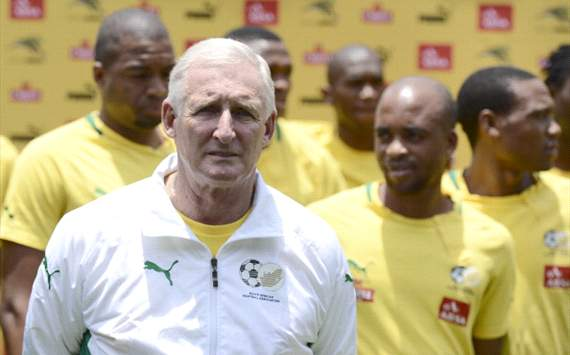 Bafana fail to net Spain match