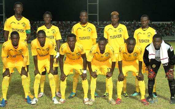 Tusker land in Group 'B' of Kagame Cup