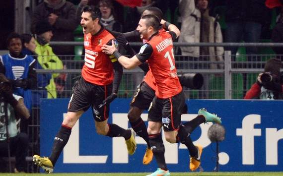 CdL - Rennes a pris les devants (MT)