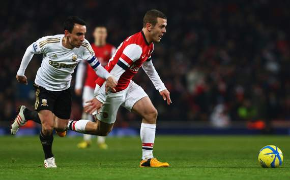 Wilshere can become one of the best in the world, says Wenger