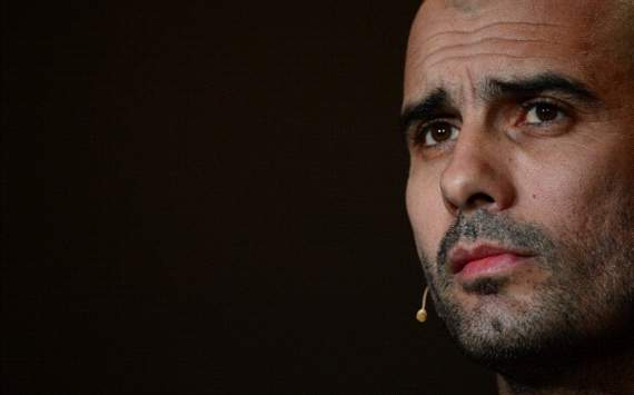 Guardiola takes over at Bayern Munich next season