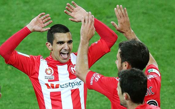 Official: Behich departs Heart for Turkish delight