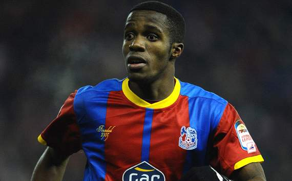 Manchester United agree £17m Zaha deal