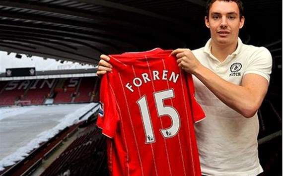 Forren: Solskjaer convinced me to join Southampton over Liverpool