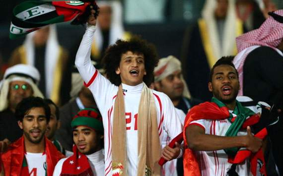 SPESIAL: Omar Abdulrahman Pemain Terbaik Asia Januari 2013 Versi GOAL.com