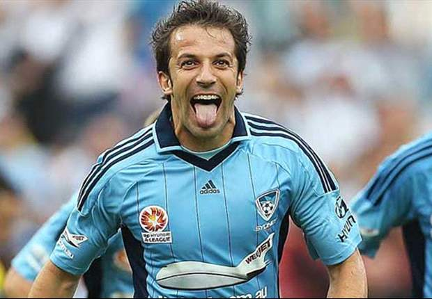 Del Piero scores four as Sydney FC beat Wellington 7-1