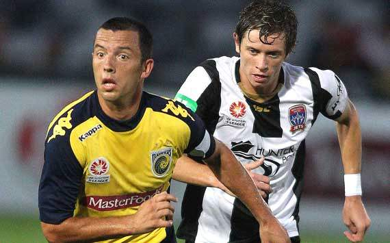 A-League - Central Coast Mariners - John Hutchinson