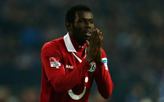 VIDEO: Former Manchester United striker Mame Biram Diouf scores stunning overhead kick from outside the box