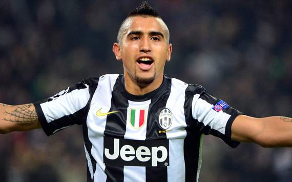 Arturo Vidal - Juventus