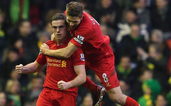 Liverpool's Champions League hopes still alive, insists Henderson
