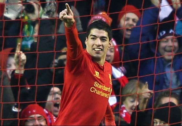 Gerrard: Champions League football key to keeping Suarez at Liverpool