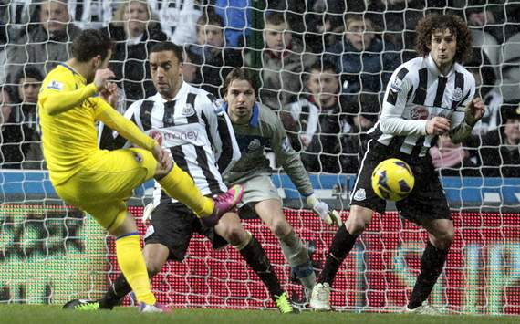 EPL - Newcastle vs Reading,  Adam Le Fondre