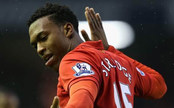 'I want to thank God' - Sturridge overjoyed by goal on Anfield debut