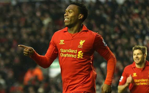 England striker Sturridge ruled out of Brazil friendly