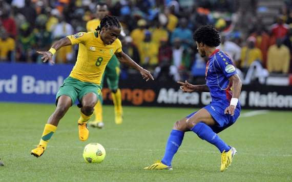 Siphiwe Tshabalala - South Africa vs Cape Verde
