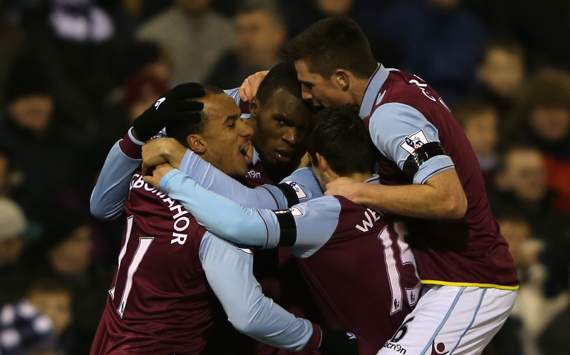 EPL - West Bromwich Albion v Aston Villa, Christian Benteke
