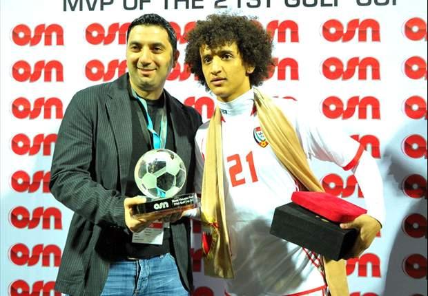 بارسا به دنبال جذب عمرعبدالرحمن؛ ستاره تیم ملی امارات