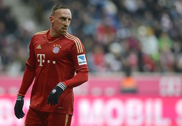 Ribery: I am one of the best in the world