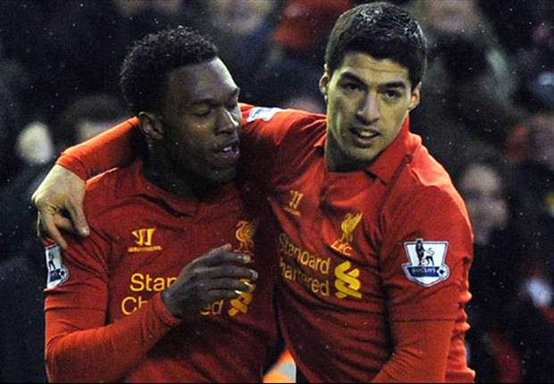 In Suarez & Sturridge Liverpool finally have a strike partnership to worry their rivals