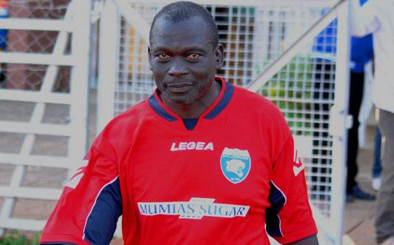 AFC coach Tom Olaba: I was shocked to learn of our omission from Charity Cup