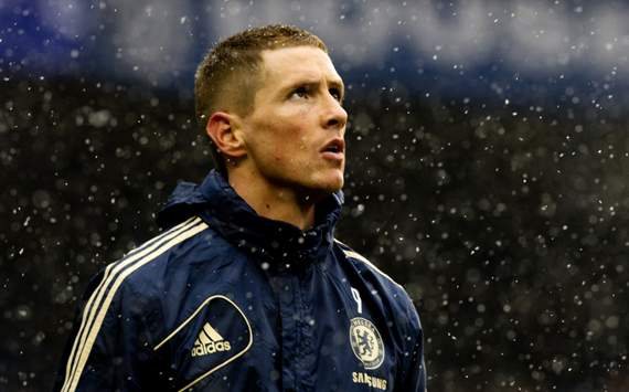 Torres left out of Spain squad