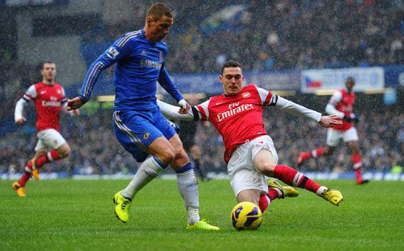 Vermaelen &amp; Gibbs out as Arsenal face defensive injury crisis