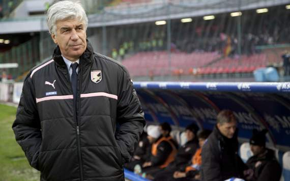 Palermo confirm Gasperini sacking