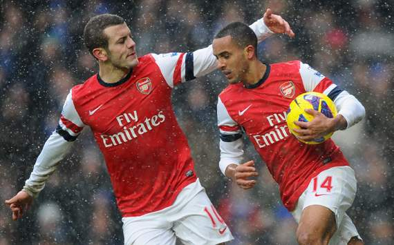 Walcott: Arsenal are improving every year