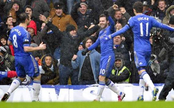 Juan Mata, Chelsea