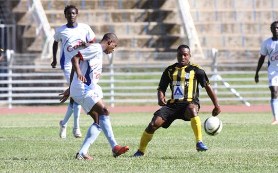 Kenya league side Sofapaka succumb to Tanzania giants Azam FC in friendly match