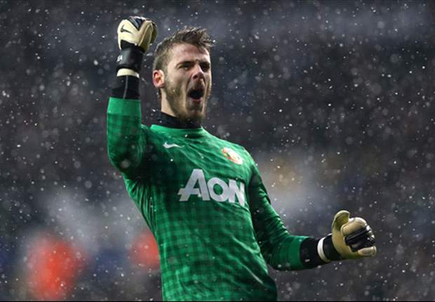 Manchester United legend Schmeichel comes to De Gea's defence